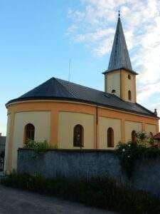 Evangelický kostel v Prusinovicích