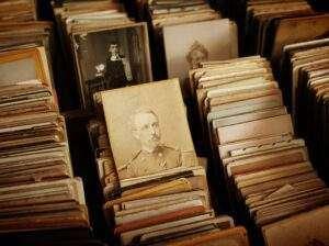 Ze starých archívů