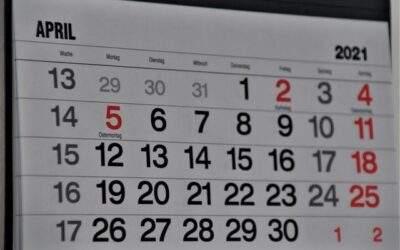 Webový kalendář